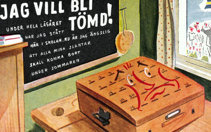 Gammal affisch - Sörmlands Sparbank