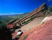 Red Rock Amphitheatre, Colorado