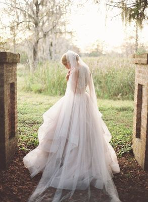 Lovely photo of a lovely bride | Eric Kelley Photography