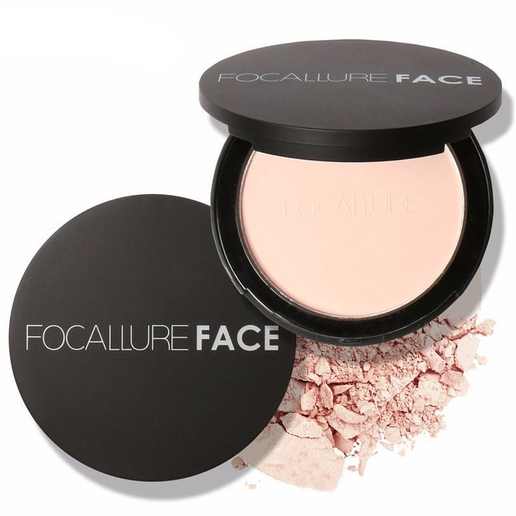 New Fabulous Pressed Powder by Focallure