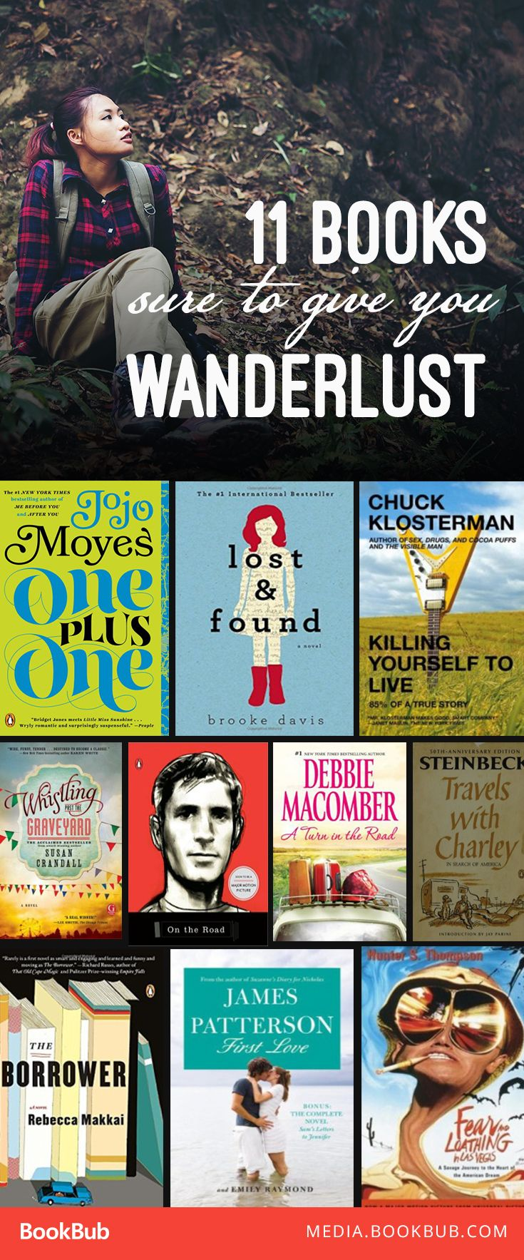 11 Road Trip Books To Inspire Endofsummer Travel