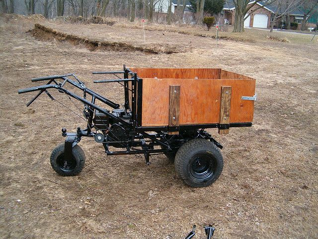 http://netzeroguide.com/how-to-generate-electricity-at-home.html How you can generate electricity effectively at home making use of solar power panels, wind turbines or hydroelectric power sources. A good place to start if you're thinking about making your own power from home.  Homemade Power wheelbarrow