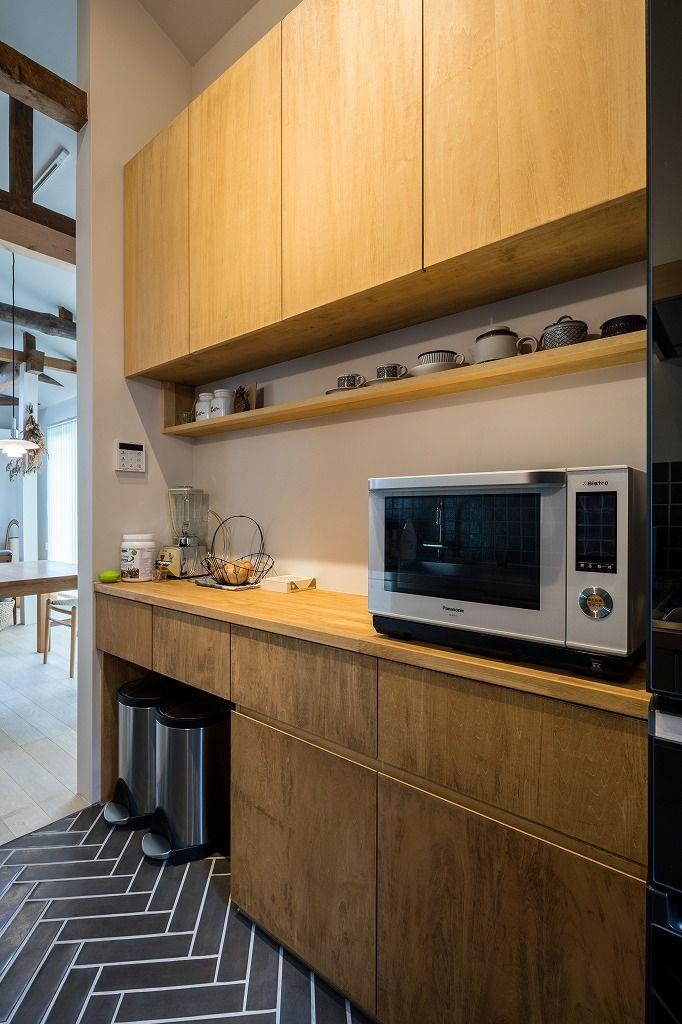 ENJOYWORKS/kitchen/エンジョイワークス/キッチン/リノベーション/renovation/SKELTONHOUSE/スケルトンハウス/造作