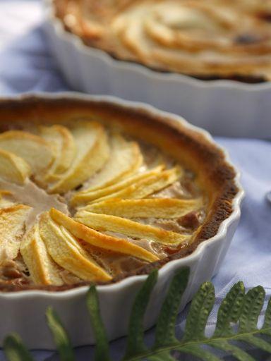 Tarte aux pommes : Recette de Tarte aux pommes - Marmiton