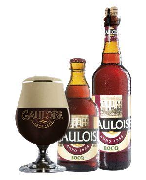Gauloise Brune, estery flavor #belgianbeer