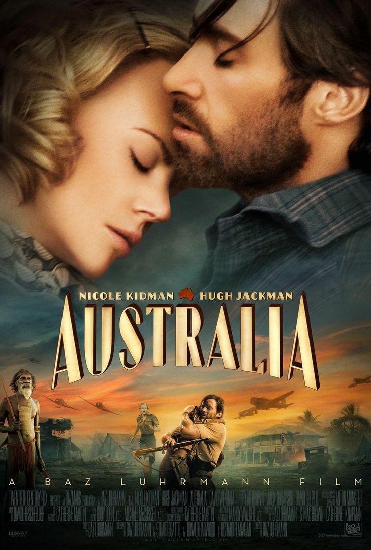 Australia, by Baz Luhrmann, 2008