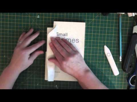 Book fold christmas candle full tutorial                                                                                                                                                      More