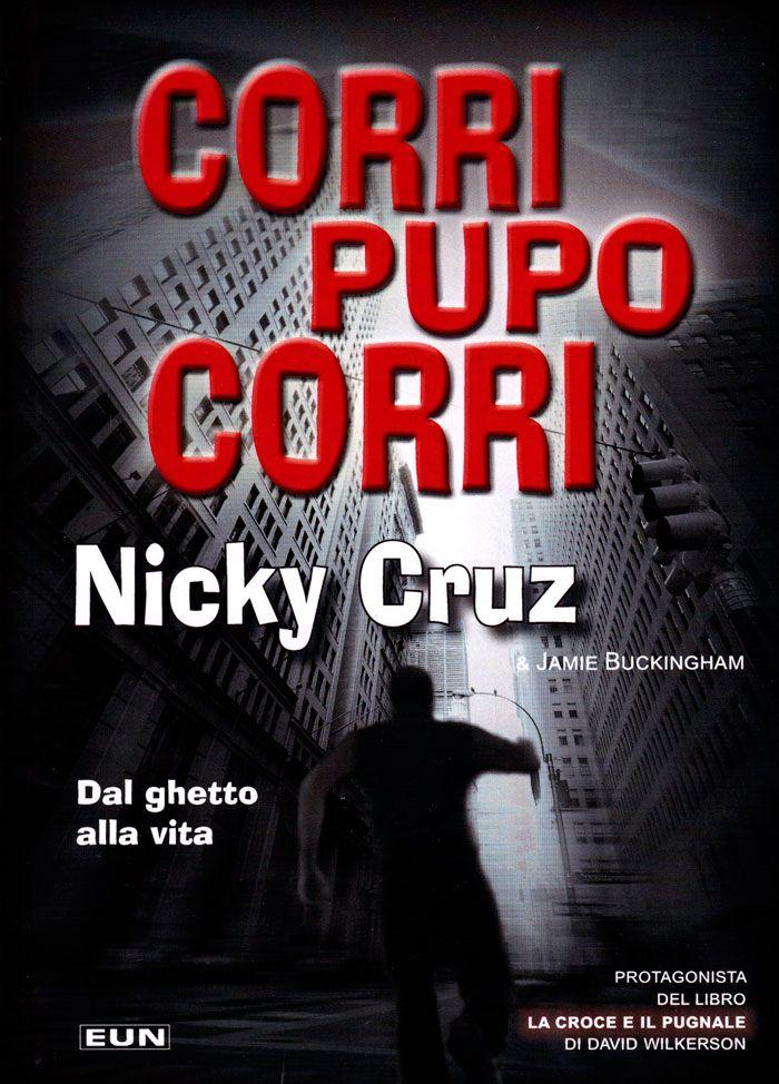 """La storia di Nicky Cruz,uno dei protagonisti del libro """"La croce e il pugnale"""" è eccezionale. In essa vi sono tutti gli elementi della tragedia, della violenza e dell'intrigo, più il maggiore di tutti..."""