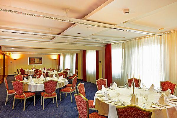 Festsaal / Banquet hall | Hyperion Hotel Berlin