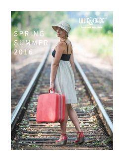 Lillie & Cohoe Spring/Summer 2016