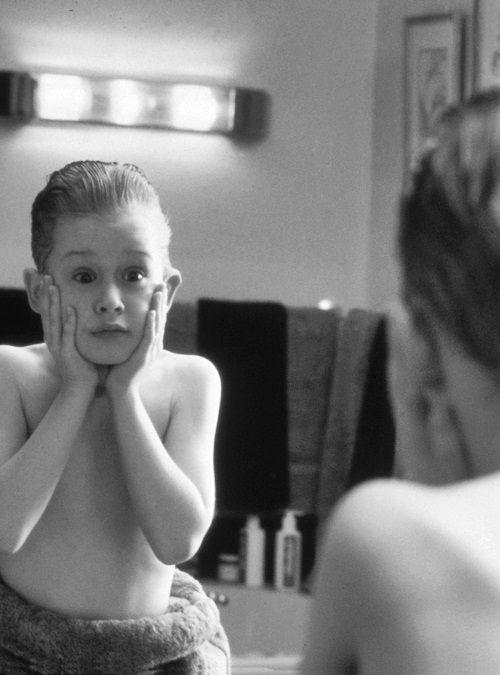 Macaulay Culkin, Home Alone. Christmas ...