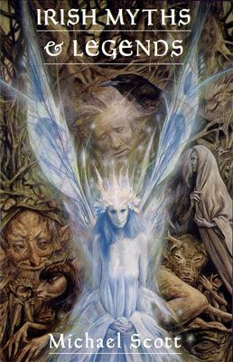 Irish Myths and Legends - UK edition.  Again with cover art by Brian Froud.
