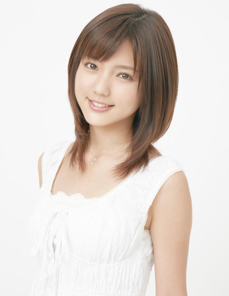 Japanese entertainer Erina Mano. Got her start with the Hello!Project as a J-Pop singer and pianist; more recently, she's became an actress in a number of Japanese movies and TV shows.