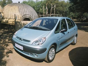 Citroën Xsara Picasso ZA-spec '1999–2004