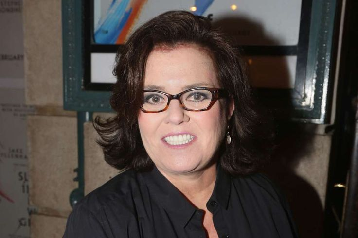 """MARCH 21, 1962 — ROSIE O'DONNELL IS BORN  -    The comedienne, best known for the daytime TV talk show """"The Rosie O'Donnell Show"""" (1996-2002), is born in Commack, New York."""