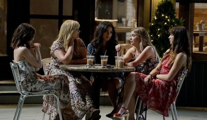 Pretty Little Liars - Episode 7.20 - Til deAth do us pArt (Series Finale) - Promos, Sneak Peek, Promotional Photos & Press Release