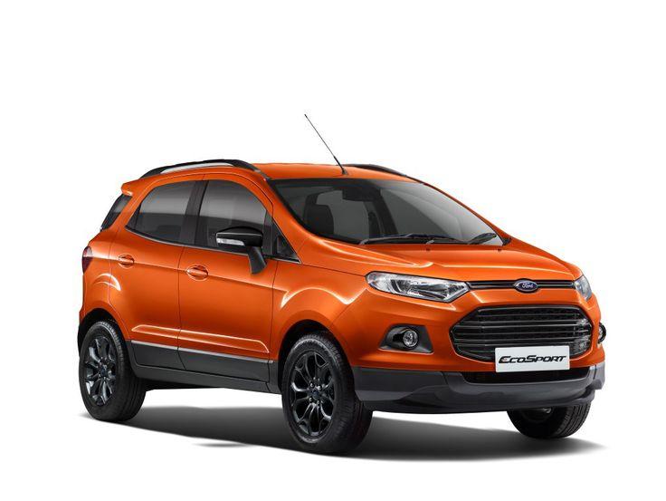 2020 Ford EcoSport Concept, Engine Specs, Price, Refreshment Rumor - Car Rumor