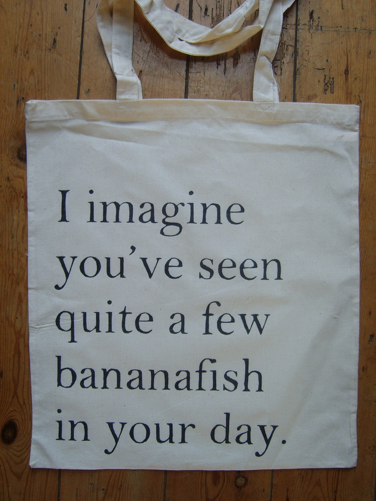 a perfect day for bananafish the Free essay: john d salinger, in his short story a perfect day for bananafish, describes his own main character, disturbed to an unrecoverable point, a point.