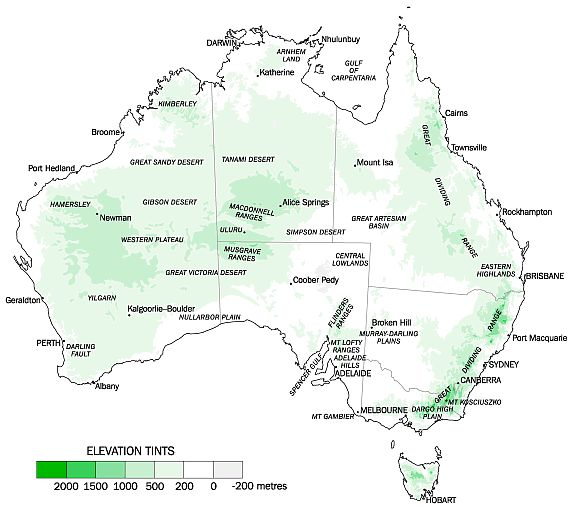 Troubled Times: Australia