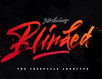 Blinded Freestyle Logotype