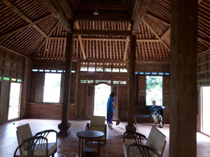 Rumah dijual solo: Rumah Joglo Full Jati Tua / Kawak (20141207_124432.jpg)