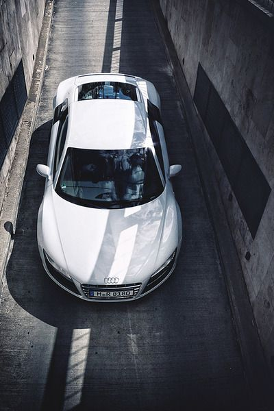 Audi R8. Can't stop loving it!