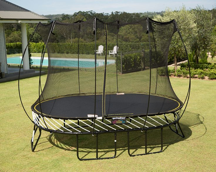 Beau Medium Oval 77 Our Medium Oval Trampoline Maximizes The Space In Your  Backyard U2013 Plenty Of