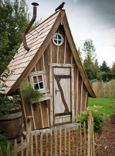 Plan cabane enfant originale plan cabane enfant cabane - Cabane de jardin en bois pour enfants ...