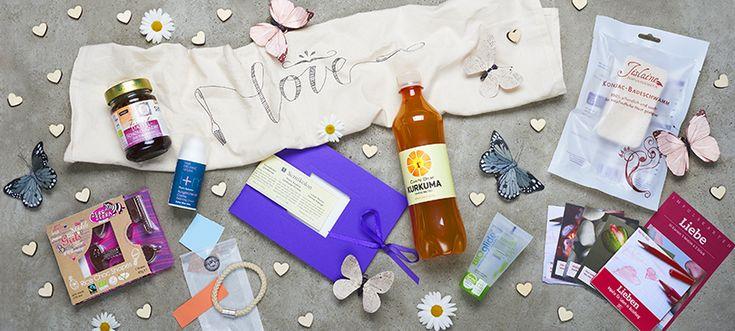 Love is in the air - vor allem in deiner MaiLoveBox! Unsere Boxen sind nicht nur wie immer mit Liebe von Hand gepackt, diesen Monat wird garantiert auch der Inhalt wieder dein Herz berühren. Da…