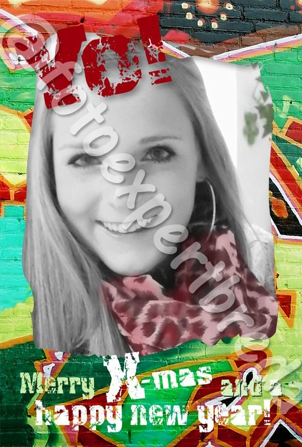 Zoek je leukste foto uit op je telefoon en wij toveren deze om tot kerstkaart bij www.fotoexpertbreda.nl