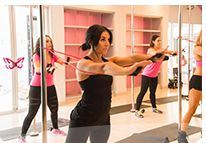 Flirty Girl Fitness Chicago - bachelorette party idea