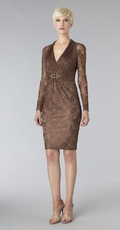 Lace evening dresses with sleeves ukiah