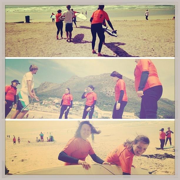 Learn to surf with the crew from Surfshack supported by Billabong South Africa,VonZipper,Dakine,Palmers. Surfshack #surfschool #learn2surf fun #Sizzle in the surf this summer2013 supported by #BillabongSA #Palmers #VonZipper #Dakine #InstapicFrames #PicCells #ColorSplurge #InstaSplash - @surfshack_capetown- #webstagram