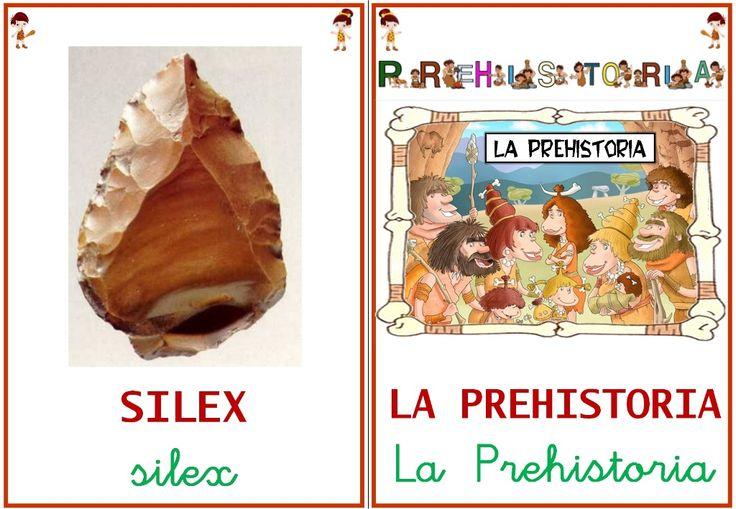 libro-vocabulario-prehistoria by arantxacolecamarma via Slideshare                                                                                                                                                                                 Más
