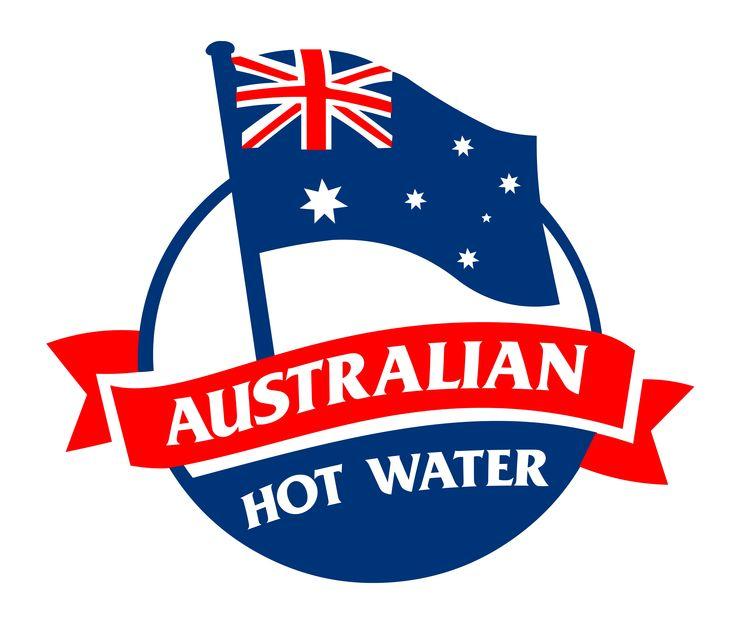 Australian Hot Water Corperate Logo