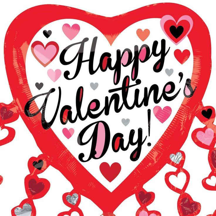 fancydressvip - 78cm Happy Valentine's Streamers SuperShape Foil Balloons, £5.10 (http://www.fancydressvip.com/party/valentines-day/78cm-happy-valentines-streamers-supershape-foil-balloons/)