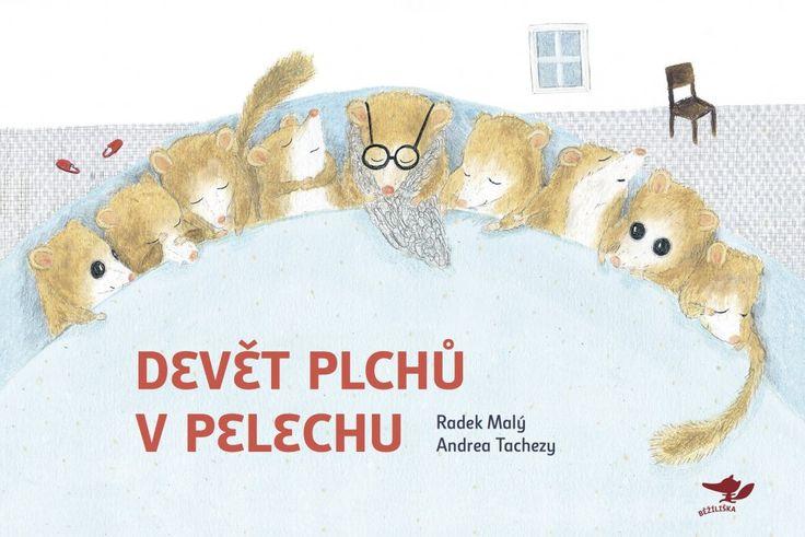 Devět plchů v pelechu - Běžíliška - Radek Malý | ChytráOpička.cz