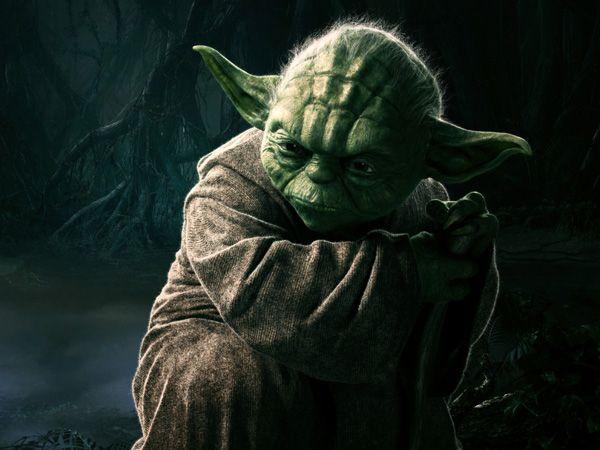 Star Wars Yoda Picture
