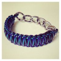 Craft Lace Chain Bracelet