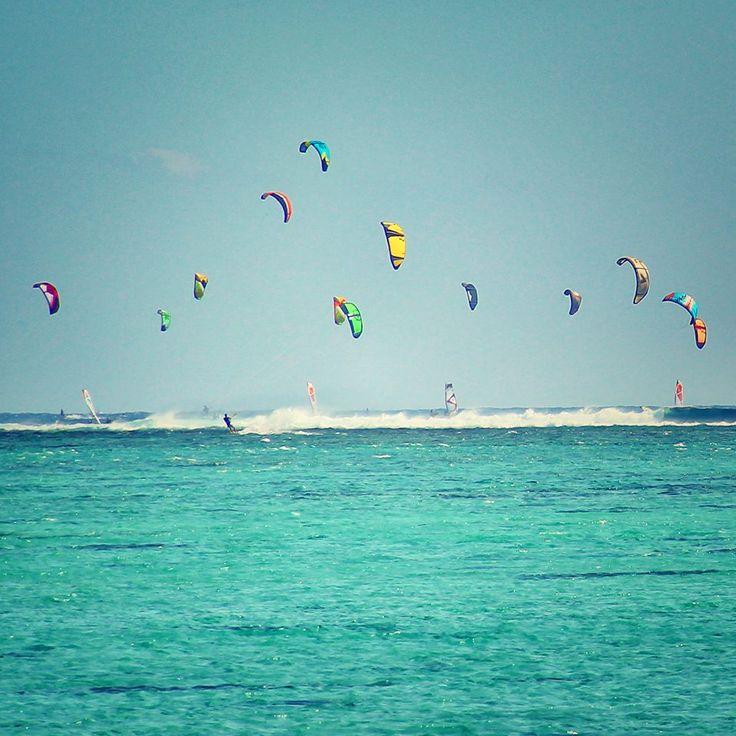 Kite Surf Mauritius Le Morne