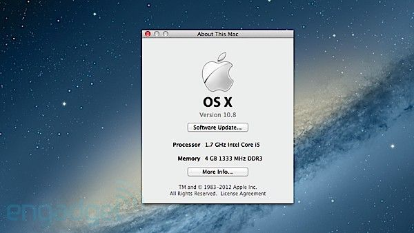Apple OS X Mountain Lion (10.8) in-depth preview