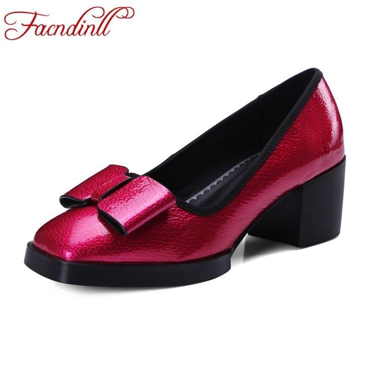 Женская обувь новый 2017 моды весна лето обувь из натуральной кожи женщина насосы высокие каблуки женщины одеваются партия свадебные туфли женщинакупить в магазине FACNDINLL Trading StoreнаAliExpress