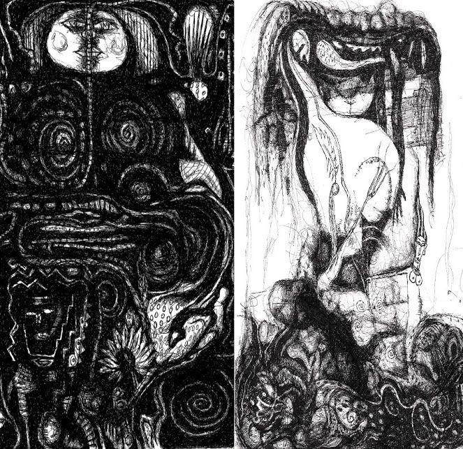 Recurring Dream Theme, Reflecting Mimesis   by Penn Kemp