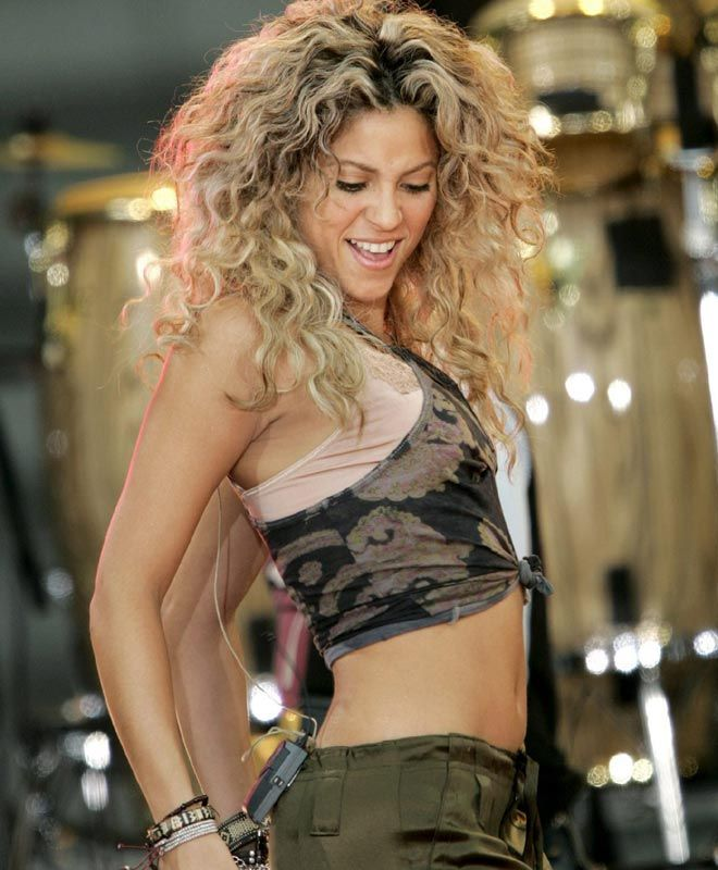 Shakira Isabel Mebarak Ripoll born 2/2/77  known as Shakira, is a Colombian singer-songwriter, dancer, record producer, choreographer and model who emerged in the music scene of Colombia and Latin America in the early 1990s. Born and raised in Barranquilla, Shakira began performing in school, demonstrating her vocal ability with rock and roll, Latin and Arabic influences with her own original twist on belly dancing. Shakira is a native Spanish speaker and speaks fluent English and…