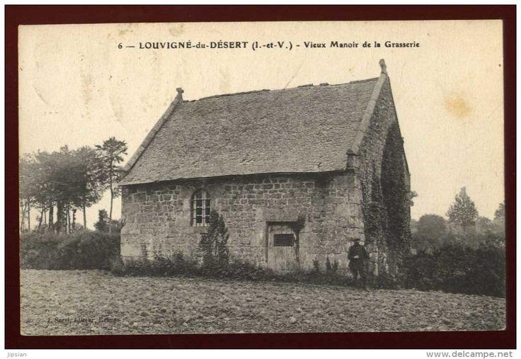 Louvigné du Désert, Vieux  manoir