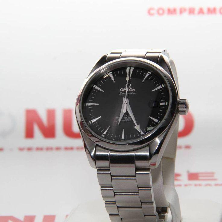 Reloj OMEGA SEAMASTER AQUA TERRA CO-AXIAL de segunda mano   Tienda online de segunda mano #Omega #seamaster #relojlujo