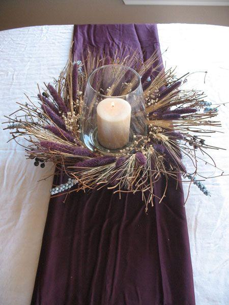 Miss Beagle's The Centerpieces (A DIY Project) :  wedding centerpiece diy reception 6 6