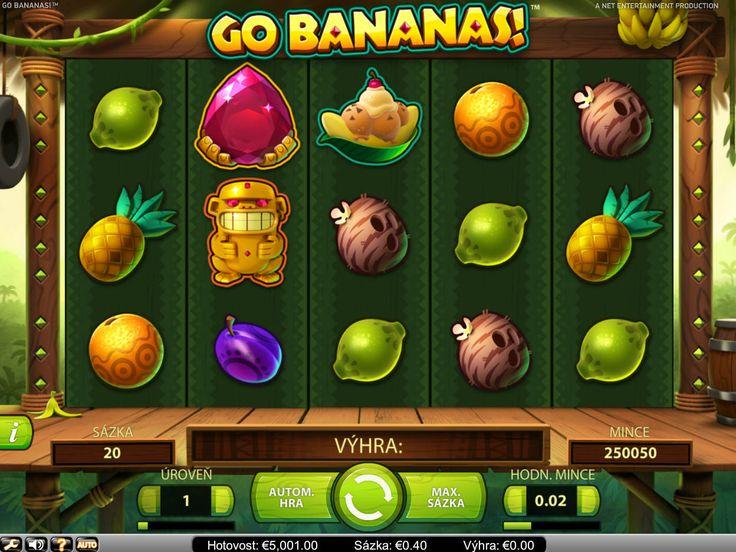 Probiere jetzt unsere Neusten aus online kostenlos Automat Go Bananas! - http://freeslots77.com/de/go-bananas/