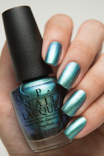 OPI This Colors Making Waves NL H74 / Hawaii Spring 2015 ***