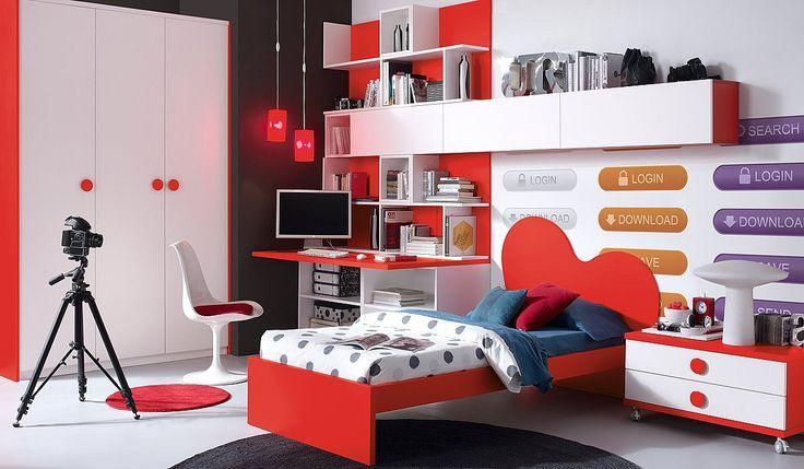 Muebles Juveniles de colores